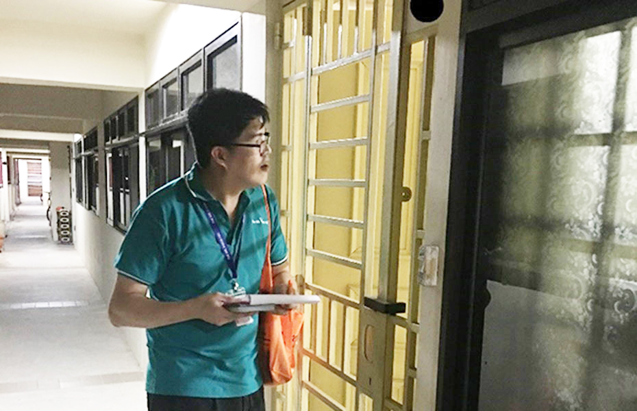 Past Event: Residents' Outreach at Blk 700 Series (Blk 701 – 742)