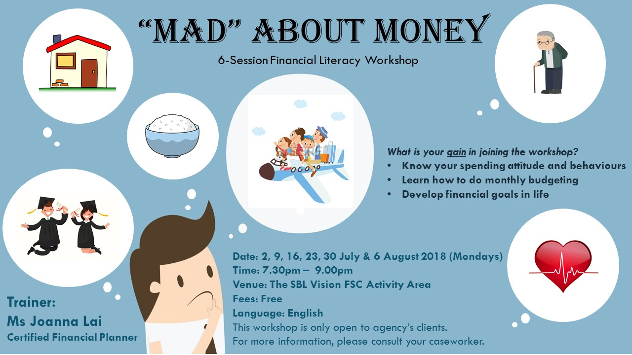 """Past Event: """"MAD"""" About Money"""