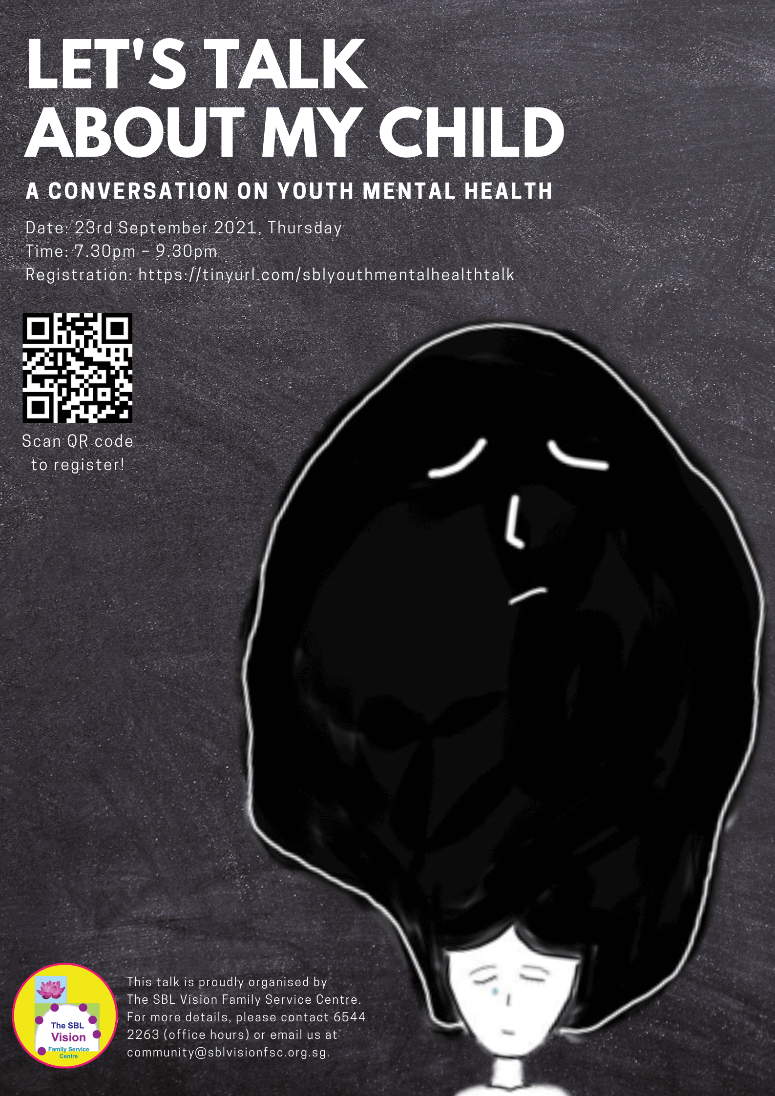 Past Talk: Let's Talk About My Child - A Conversation on Youth Mental Health